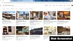 Usluge rezervacije smještaja putem Airbnba