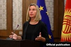 مسئول امور سیاست خارجی اتحادیه اروپا میگوید: توافق اتمی شش قدرت جهانی با ایران «در وضعیت خوبی نیست» ولی «هنوز زنده است».