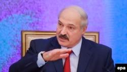 Президент Беларуси Александр Лукашенко 29 января 2015