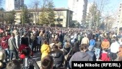 Тузла: Трет ден на протестите