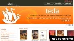 TEDA-nın saytı