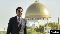 Starting with President Gurbanguly Berdymukhammedov, the official line in Turkmenistan is that the country is a fantastic place that lacks nothing. The buildings are white and shiny, and the future is bright and full of promise.