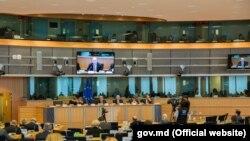 La audierile din Parlamentul European