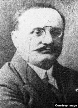 Ștefan Ciobanu (Foto: I. Țurcanu, M. Papuc, Basarabia în actul Marii Uniri de la 1918)