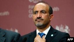 Presidenti i Koalicionit Kombëtar Sirian, Ahmad Jarba