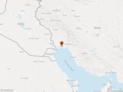 The Iranian port city of Mahshahr