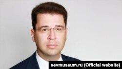 Новый директор Севастопольского военно-исторического музея-заповедника Александр Барков