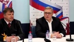 Касьянов Казанда журналистлар белән очрашты