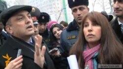 Երեւանի ոստիկանապետը հանդիպեց բնապահպանների հետ