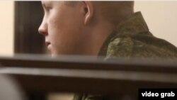 Валерий Пермяков в суде, Гюмри, 12 августа 2015 г․