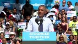Обама: авторитарниот Путин му е пример на Трамп