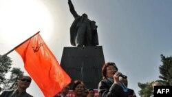 """""""Азаттыктын"""" архивинен: 22-апрель, 2010-жыл, Бишкек"""