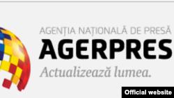 Logo Agerpres.