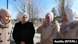 Азюрка авылының 29нчы мәктәбеукытучылары