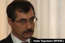 Евгений Жовтис, правозащитник. Алматы, 14 декабря 2012 года.