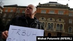 Protesti u BiH 12. februara