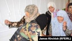 Raid într-o locuință uzbecă