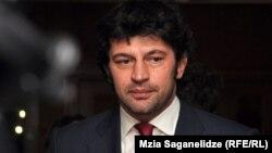 Gürcüstanın enerji naziri Kaxa Kaladze