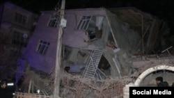 Последствия землетрясения в Турции. 24 января 2020 года.