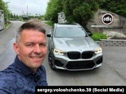 Сергій Волощенко, автомобільний оглядач