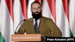 Jozsef Szajer is a founding member of Fidesz.