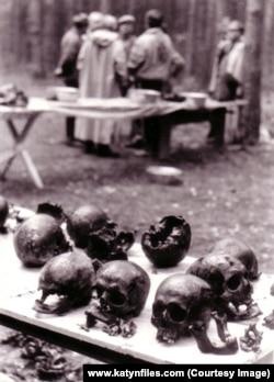 Эксгумации в Медном, август 1991, фото из архива Алексея Памятных