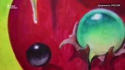 В Подмосковье проходит выставка туркменского художника-мультипликатора Евгения Михельсона