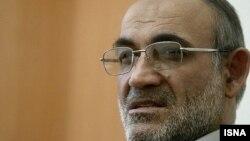 حسین مظفر، معاون نظارت مجلس