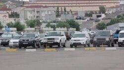 """Maşın bazarında """"bərkgedən"""" avtomobillər"""