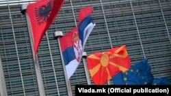 Западен Балкан и ЕУ