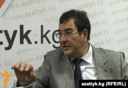 Махсус хизмат раиси Шамил Атаханов.