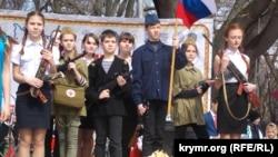 Культурно-патриотический фестиваль, Севастополь, 18 марта 2017 года