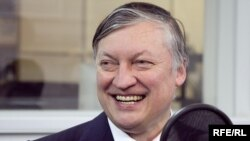 "Anatoly Karpov: ""I don't know from where, but my rivals have a lot of resources at their disposal."""