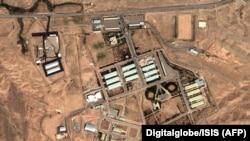 პარჩინის სამხედრო ობიექტი, რომელშიც სავარაუდოდ ირანის ბირთვულ იარაღზე მუშაობდნენ.