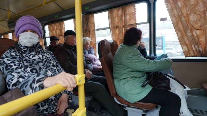 Коронавирус в Крыму: пенсионеров решили выпускать на улицу по пропускам
