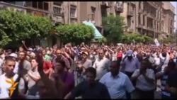 Тисячі прихильників Мурсі вийшли на вулиці Каїра