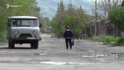 Գյումրիում փողոցները «ռազմի դաշտ են հիշեցնում»