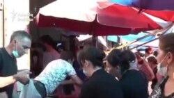 Qurban bayramında Bakı bazarlarında qiymətlər