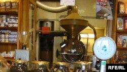 У магазині «Ideal Caffè Stagnitta», м.Палермо