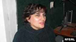 Teletənqidçi Xatirə Qasımova, 10 noyabr 2006