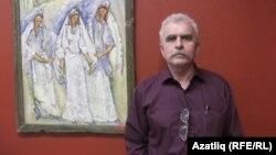 Рәссам Рабис Сәлахов