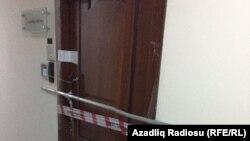 Azeri häkimiýetler iAzatlyk Radiosynyň Azeri gullugynyň Bakuwdaky býurosyny möhürlediler