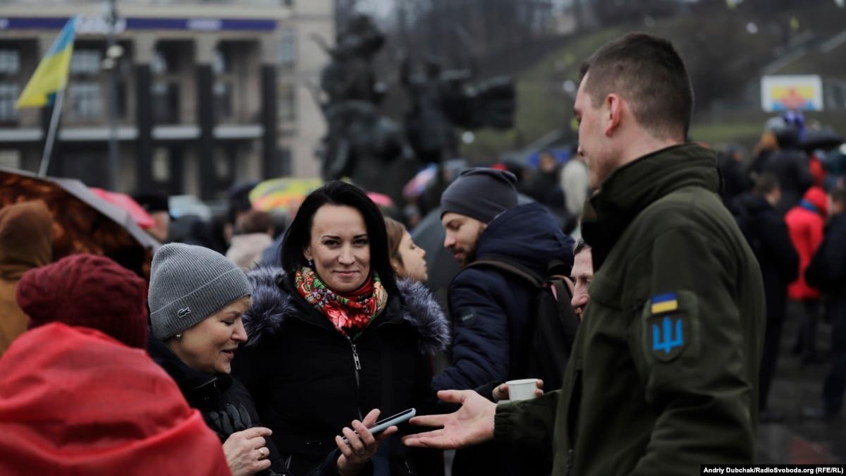 ГБР сообщило о подозрении волонтерці Зверобой из-за «угрозу убийством» Зеленскому