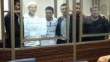 «Mahkeme blitskrigi» – Yaltadaki «Hizb ut-Tahrir davasınınıñ» altı mabüsine üküm çıqarıldı (video)