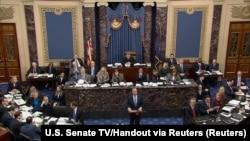 Суд над президентом в Сенате