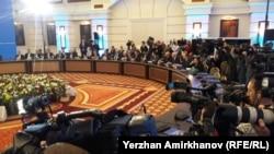 Astanada Suriya danışıqları - 23 yanvar 2017