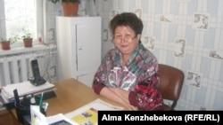 Күнсая Мамырова. Алматы, 24 сәуір 2014 жыл.