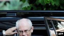 Presidenti i BE-së, Herman Van Rompuy