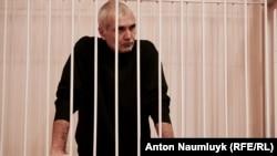 Редактор алуштинского издания «Твоя Газета» Алексей Назимов