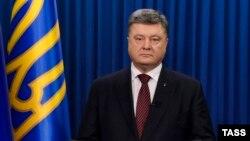 Украина президенти Петро Порошенко.